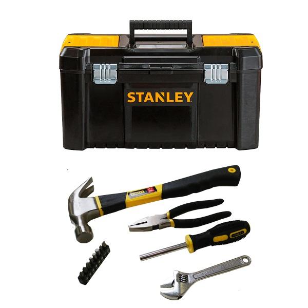 טוב מאוד סט ארגז כלים ספוט ''19 וכלי עבודה של חברת STANLEY | מולטיטול IA-49