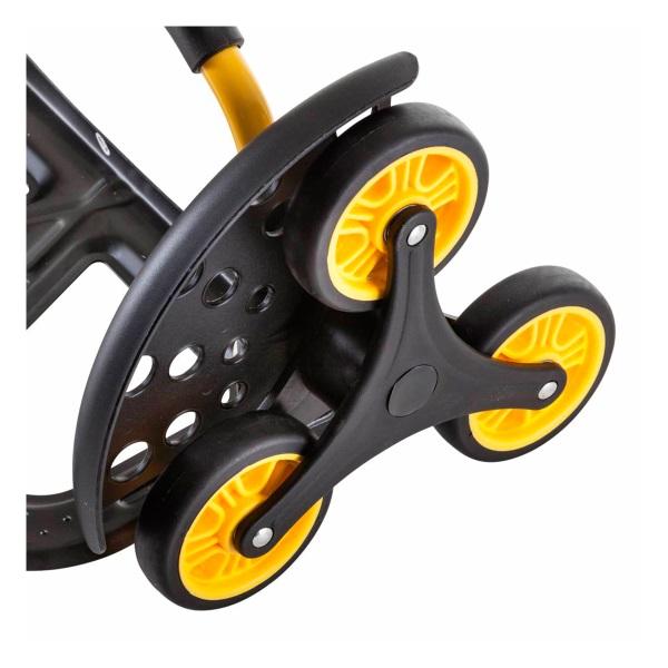 מעולה  עגלת משא מתקפלת 6 גלגלים (30/60 ק''ג) מתכת STANLEY | מולטיטול PO-99